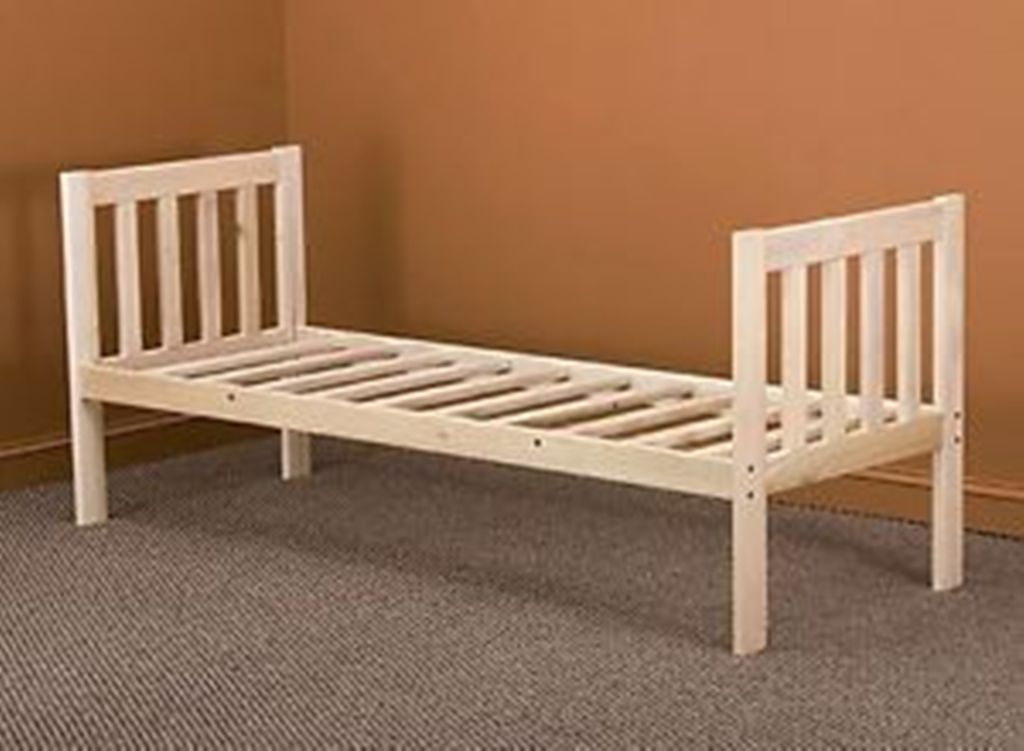 Image of: Twin Size Bed Frames Ideas