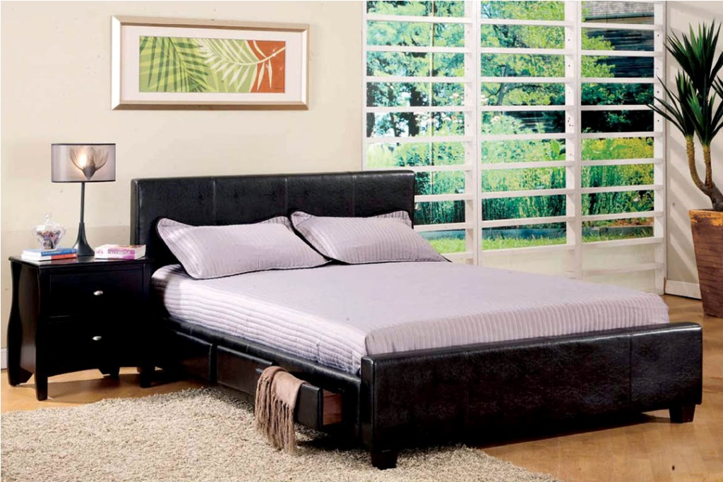 Image of: Twin Size Bed Frames and Box Spring