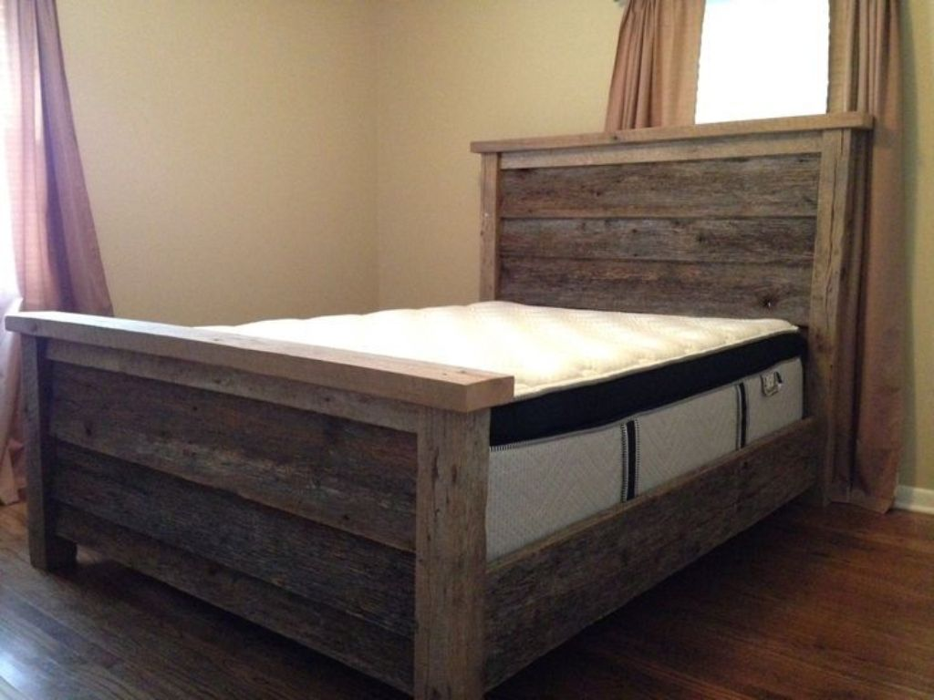 Image of: Twin Size Bed Frames with Storage