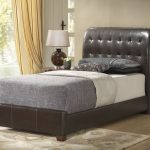 Twin Upholstered Bed Frame