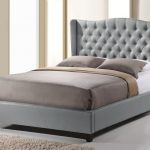 Twin Upholstered Bed with Storage
