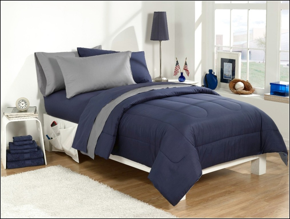 Image of: Twin XL Bedding in a Bag Sets