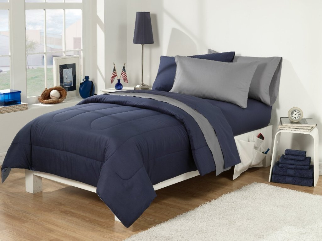 Image of: Twin XL Bedding in a Bag