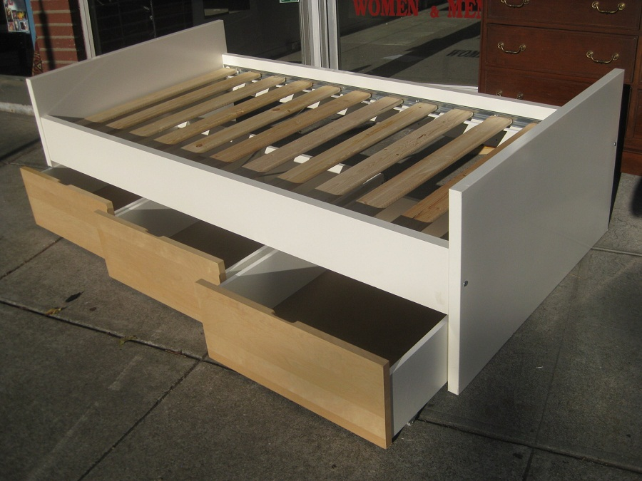 Underbed Storage Bins Drawer