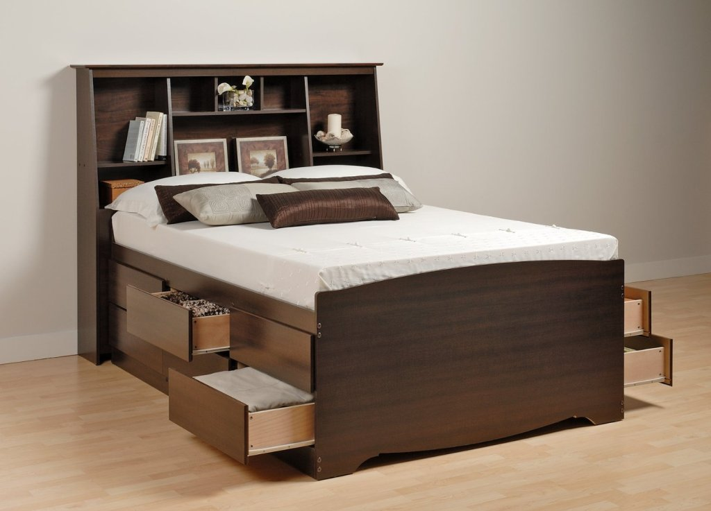 Image of: Underbed Storage Drawers Ideas