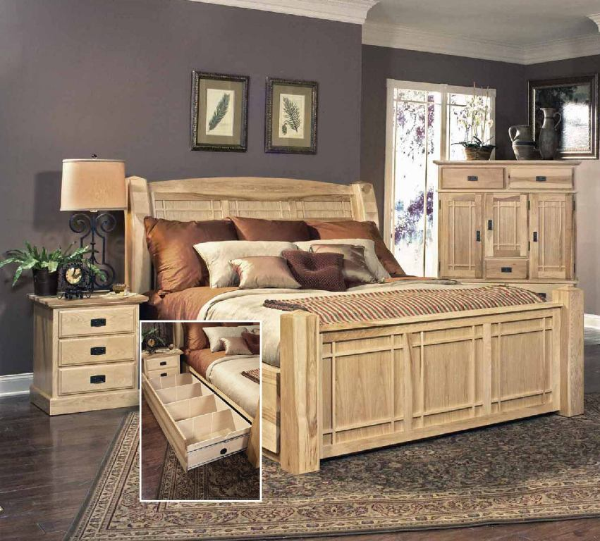 Image of: Underbed Storage Picture