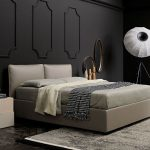 Upholstered Twin Bed Frame