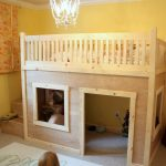 Wood Ana White Loft Bed
