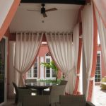 Beautiful Outdoor Patio Curtains