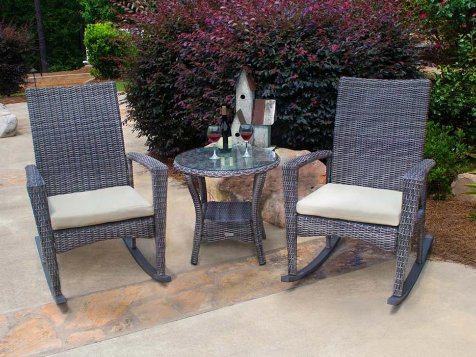 Image of: Best Outdoor Rocking Chair