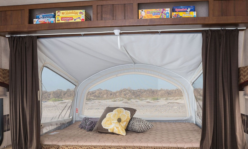 Best RV With Bunk Beds