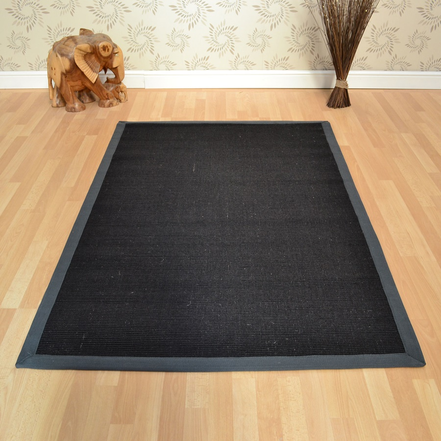 Image of: Black Outdoor Doormats