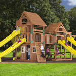 Build Outdoor Playsets