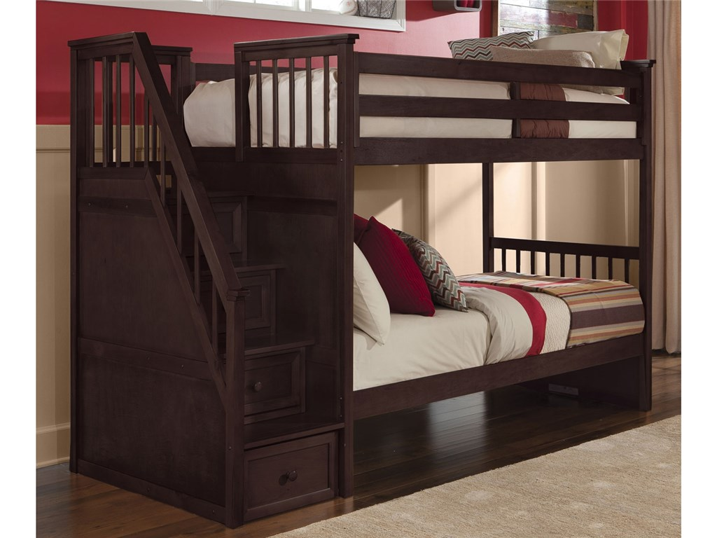 Image of: Bunk Beds Twin over Twin Designs