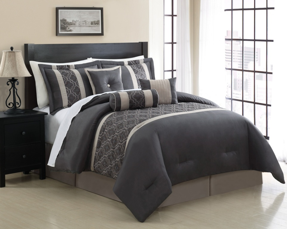 Image of: Cal King Bedding Sets Ideas