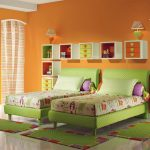 Cheerful Headboards for Twin Beds