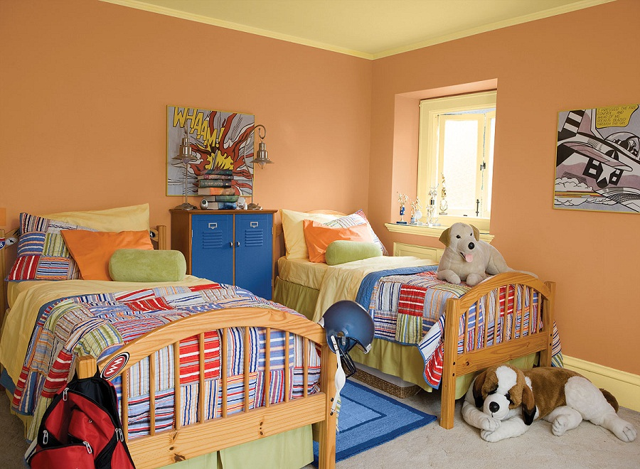 Image of: Childrens Twin Beds Ideas