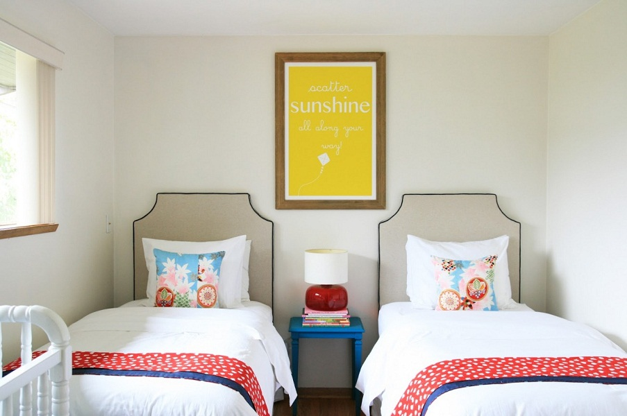 Image of: Childrens Twin Beds Image