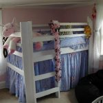 College Loft Bed High Rise