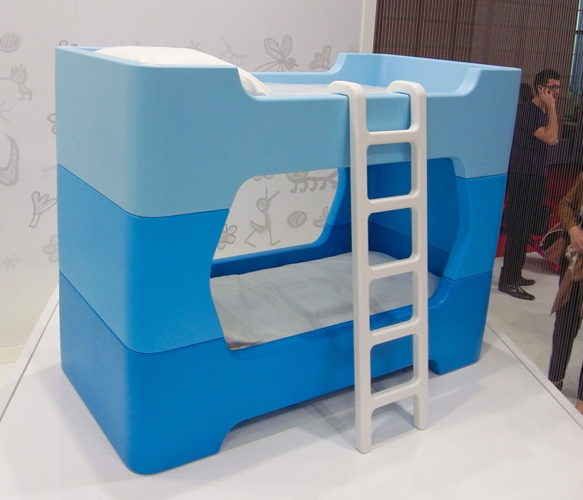 Image of: Contemporary Modern Bunk Bed