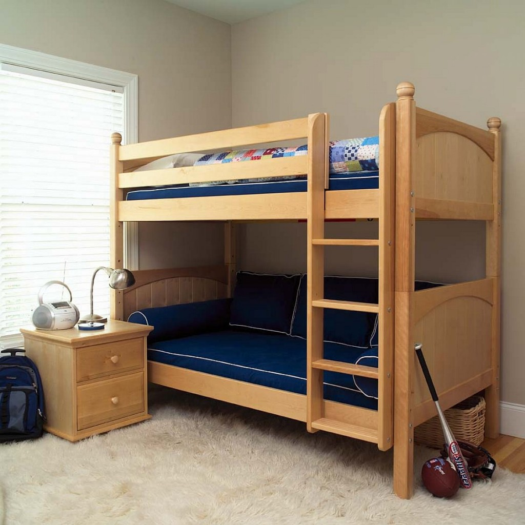 Image of: Cool Kid Bunk Beds