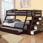 Design Twin Over Twin Bunk Beds With Stairs