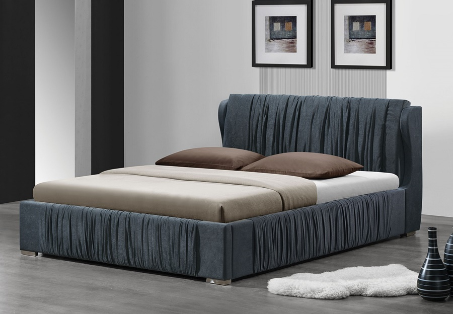 Image of: Eastern King Bed Frame Style