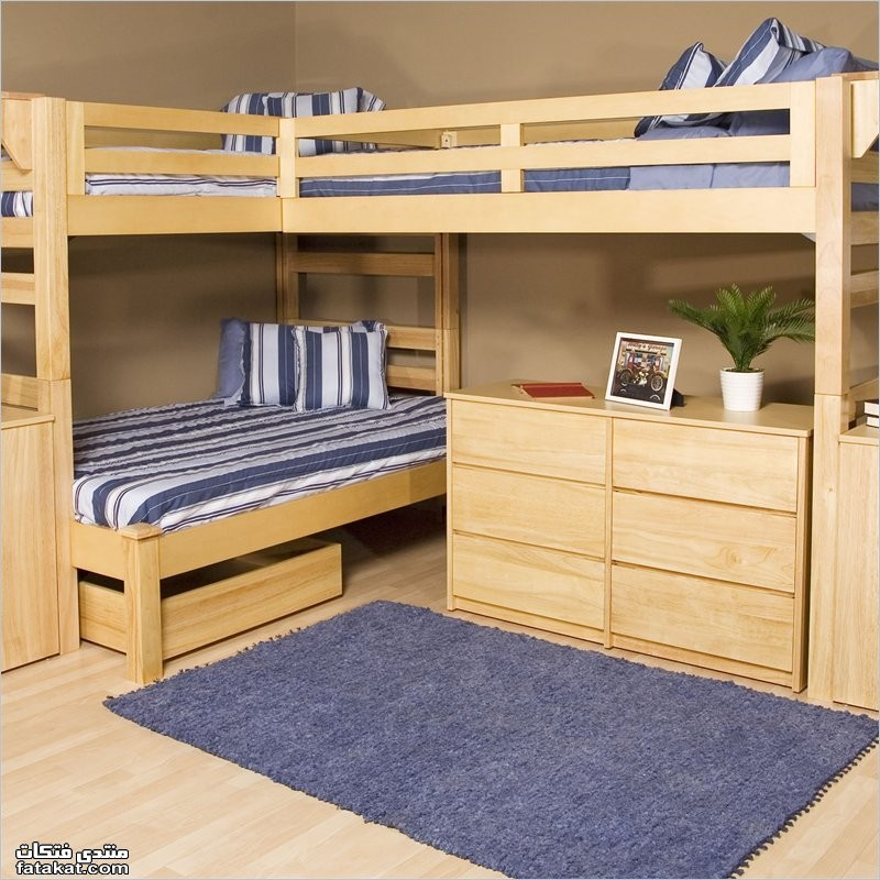 Image of: Full Size Bunk Bed Kids