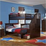 Full Size Bunk Bed Storage