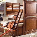 Full Size Bunk Bed with Trundle