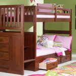 Girls Bunk Bed Stairs