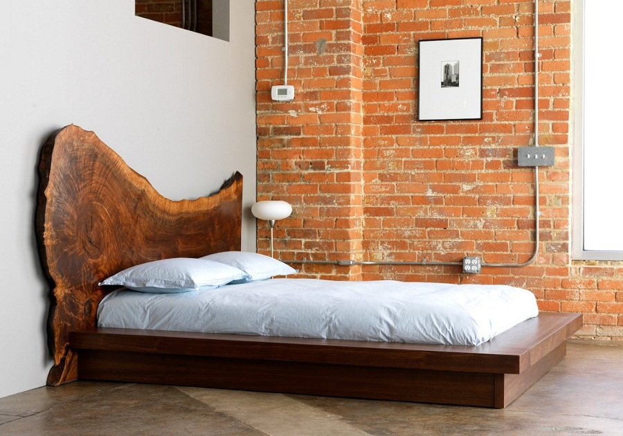 Good Looking Solid Wood Twin Bed