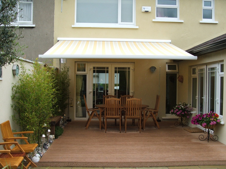 Home Patio Awnings