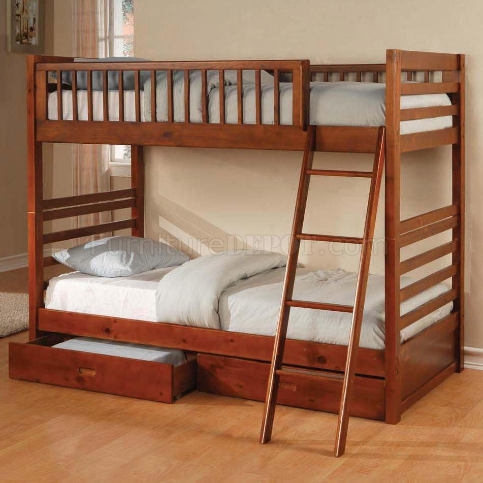 Image of: Ideas Bunk Beds Twin over Twin