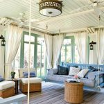 Ideas of Outdoor Patio Curtains
