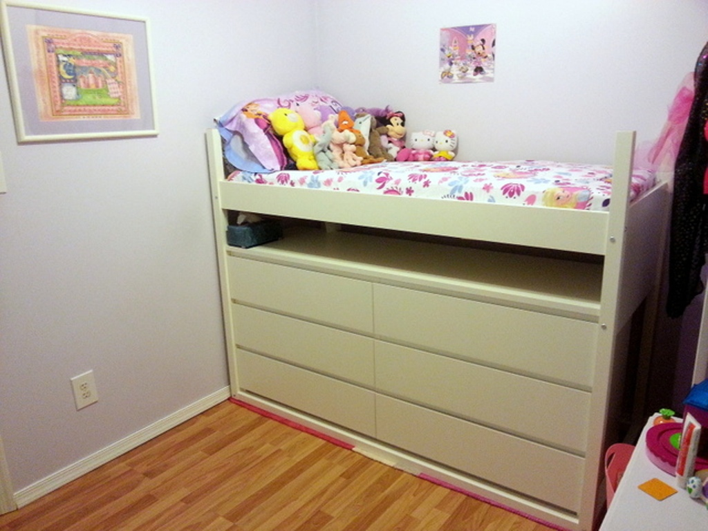 Image of: Ikea Kura Loft Bed Instructions