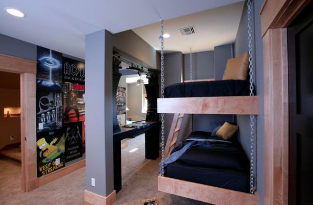 Image of: Ikea Stora Loft Bed Instructions