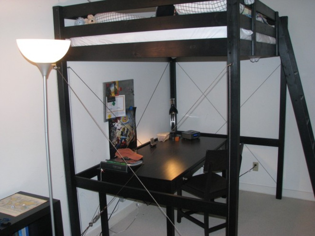 Ikea Stora Loft Bed Picture
