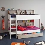 Kid Bunk Beds with Trundle