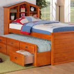 Kids Twin Bed With Drawers Underneath