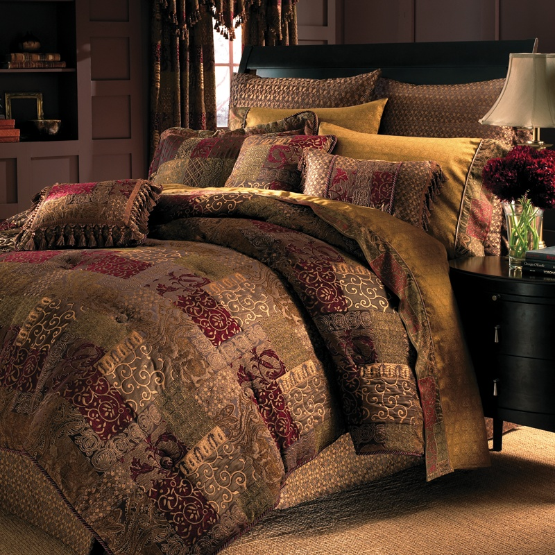 Image of: King Bed Comforter Sets Type