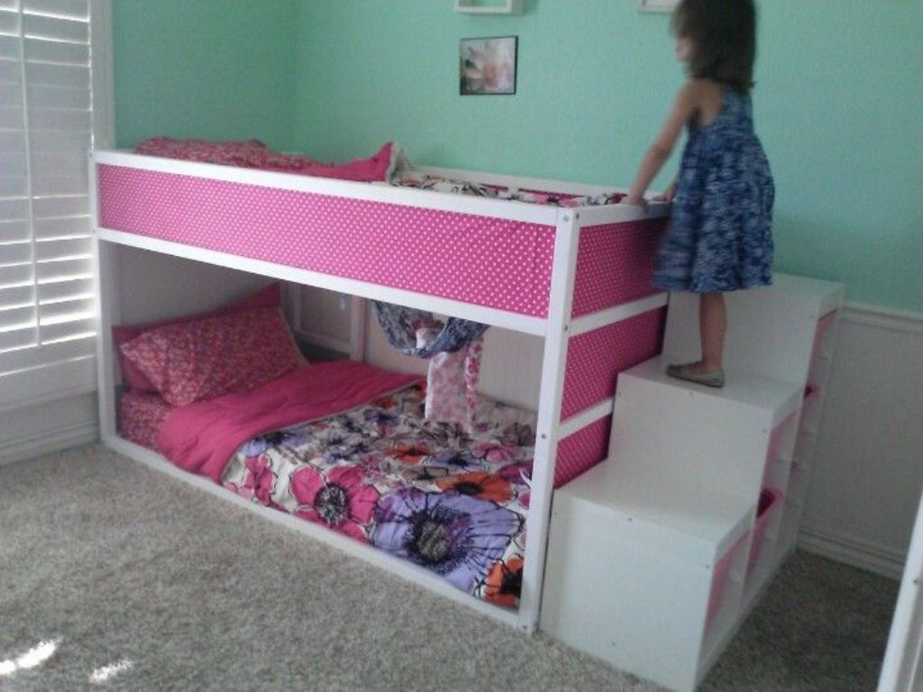 Image of: Kura Loft Bed for Children