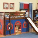 Loft Beds For Kids With Slides