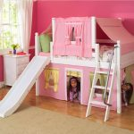 Loft Beds For Kids With Slide Pictures