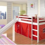 Loft Beds For Kids With Slide Style