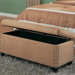 Luxury End Of Bed Storage Bench
