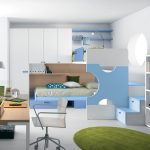 Modern Bunk Bed Color