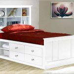 Modern Twin Bed Frames With Storage
