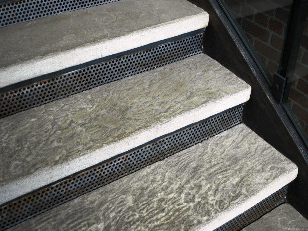 Image of: Non Slip Outdoor Stair Treads