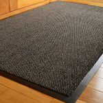 Outdoor Doormats Black